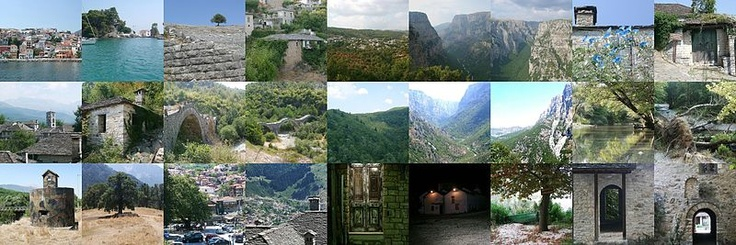 Zagoria Villages