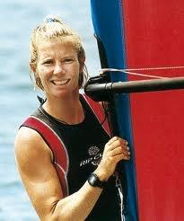 Barbara Kendall - Boardsailor