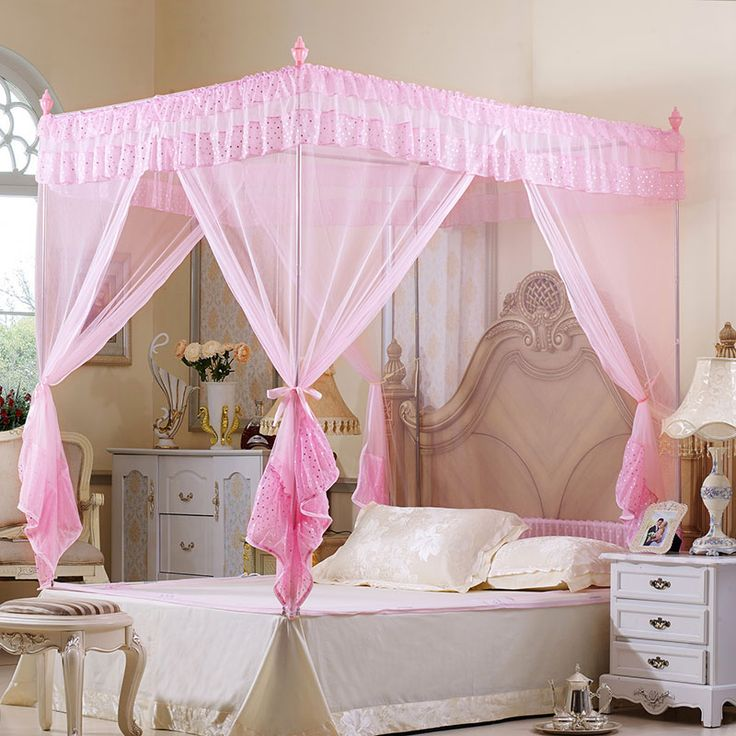 The 25 best mosquito net canopy ideas on pinterest - Bed canopies for adults ...