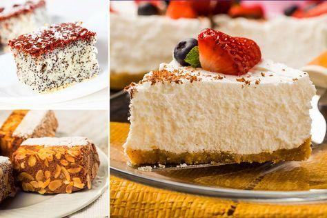 Diese einfachen Rezepte für leichte Low Carb Kuchen und Torten sind kohlenhydratarm und haben viel weniger Kalorien und Zucker als herkömmliche Kuchen, sie sind besser verträglich ...