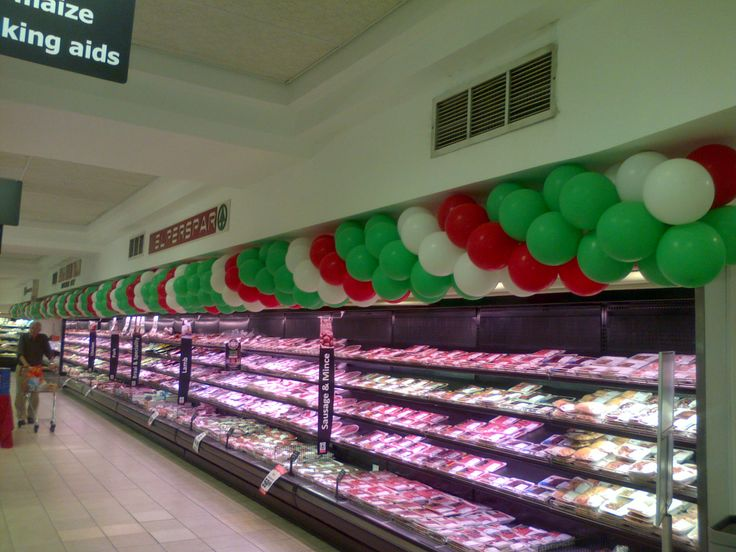 Superspar Blackheath 20mt garland