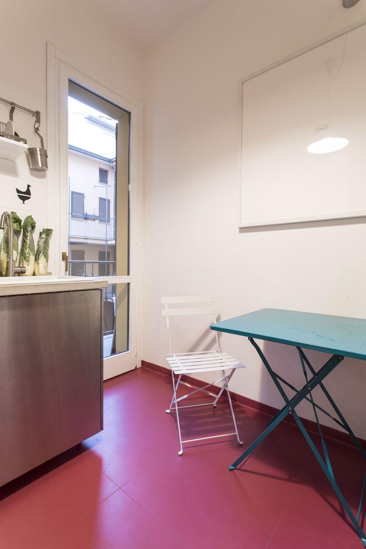 CCS  #apartment #refurbishment #interior #nora #rubber #wood #floor #marcoferreri #bardelli #cermica #tiles #mezza #gallina #geometric #graphics #interiorstyle #styling #piuerre #architecture #interiorismo #dezeen #archdaily #designmilk #archilovers #architizer