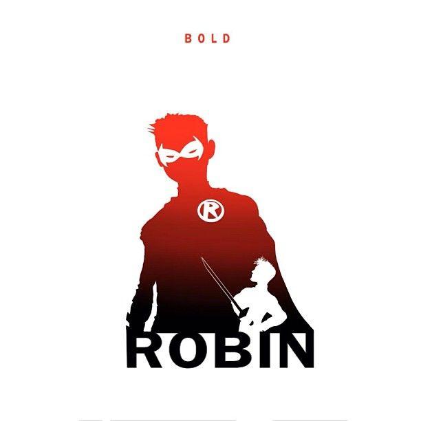 Robin DC Comics Batman