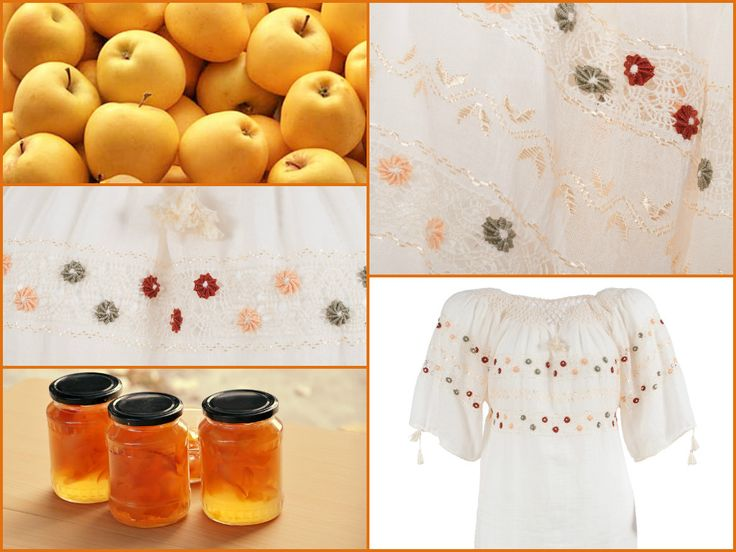 Stay healthy! Eat good and wear the 100% made out of natural materials IA