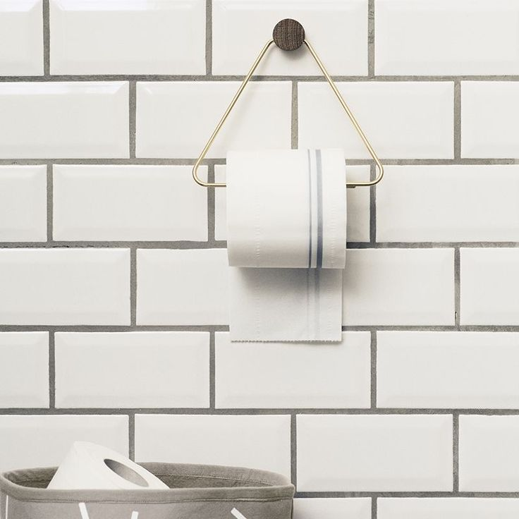 Brass Toilet Paper Holder | Rove Concepts