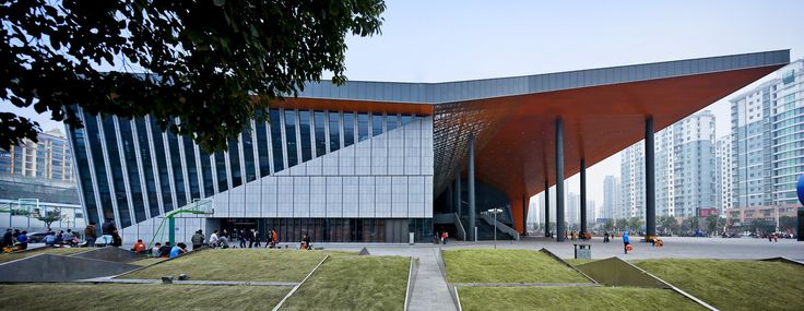 Galeria de Centro Cultural e Esportivo ZHOUSHI / UDG YangZheng Studio - 15