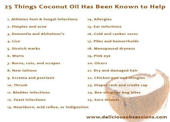 Anything but Ordinary!: The Skinny on Coconut Oil!