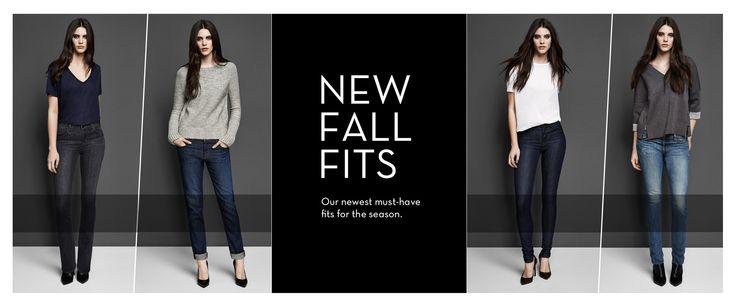 Men's & Women's Clothing, Designer Denim Jeans | J Brand