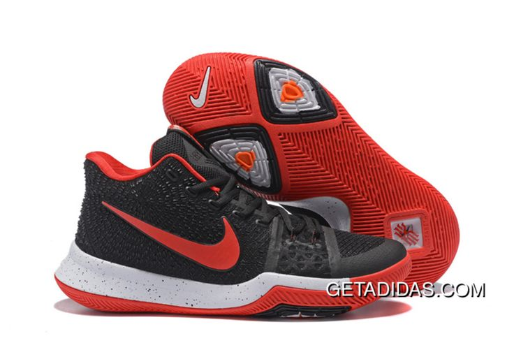 http://www.getadidas.com/nike-kyrie-3-red-black-white-topdeals.html NIKE KYRIE 3 RED BLACK WHITE TOPDEALS Only $87.32 , Free Shipping!