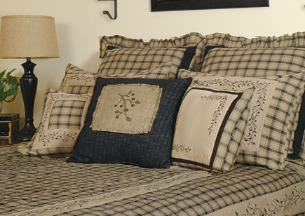 Paint or stencil a motif onto a burlap square, and attach it to a toss pillow with a few safety pins. Consider making a few different designs so you can quickly swap out squares. Find more great decorating secrets in every issue of Country Sampler. Order your subscription here: https://ssl.drgnetwork.com/ecom/csl/app/live/subscriptions?org=csl&publ=CS&key_code=EYJCS02&source=pinterest