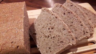Kjøkkenglede: Surdeigsbrød 2