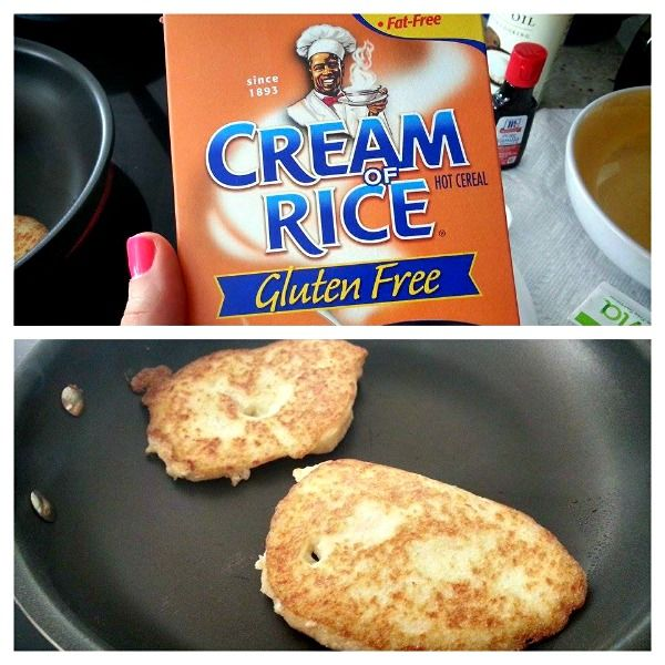 Cream of Rice has been a staple in my diet lately, and I have been wanting to try it in a pancake form so I came up with these! These are great for breakfast on-the-go. In fact, I am making several batches to take with me to the conference this weekend. Ingredients: 42g Cream of. Read more →