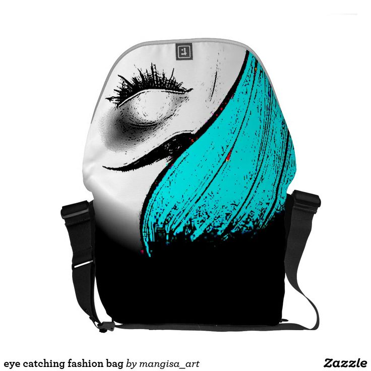 eye catching fashion bag