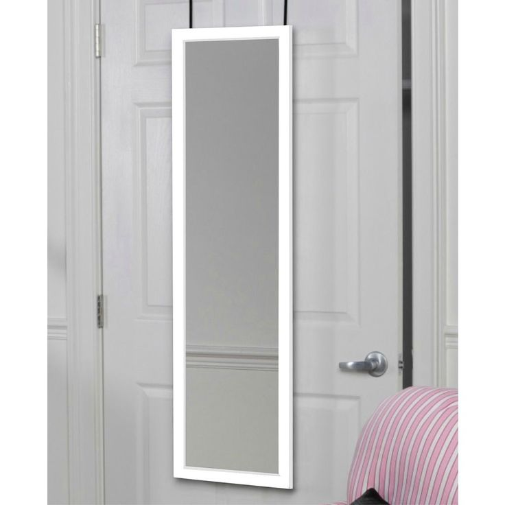 Over The Door Full Length Dressing Mirror