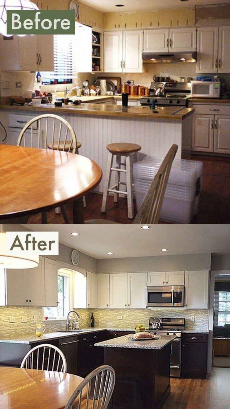 galley kitchen remodel before and after ideas 2019 trends onabudget small bef galley on kitchen remodel galley style id=58157