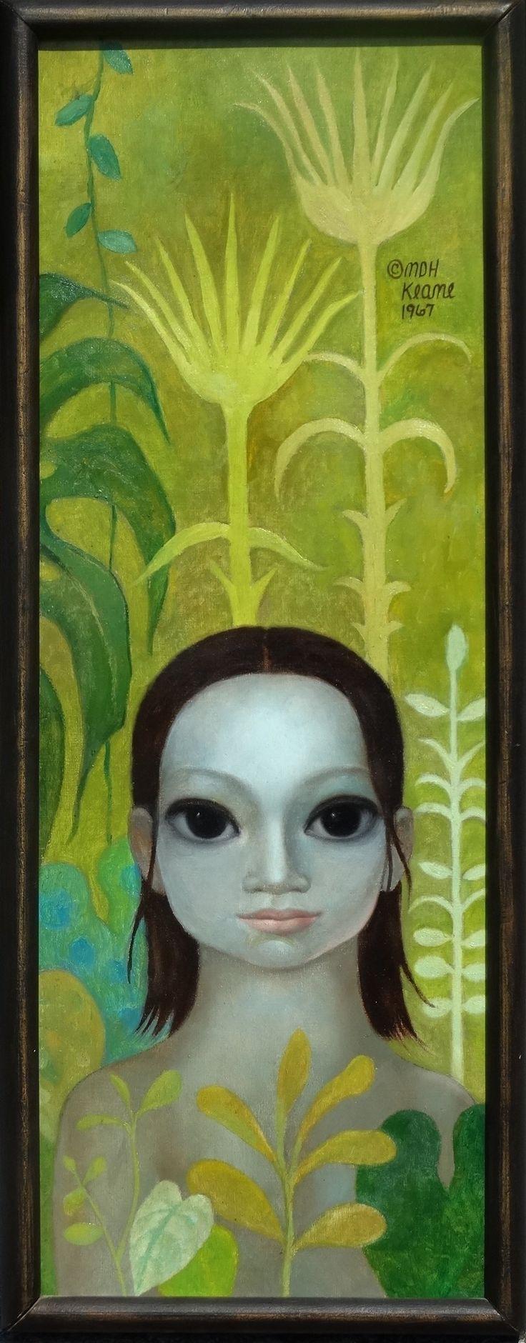1001 best Margaret Keane- Big Eye art images on Pinterest | Eye art ...