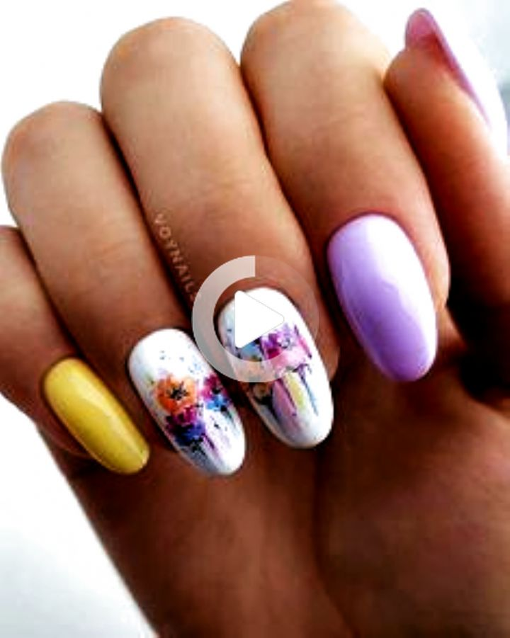 Scot Topic in 2020 | Color street nails, Easy manicure
