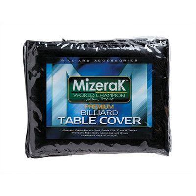 Mizerak Premium Pool Table Cover