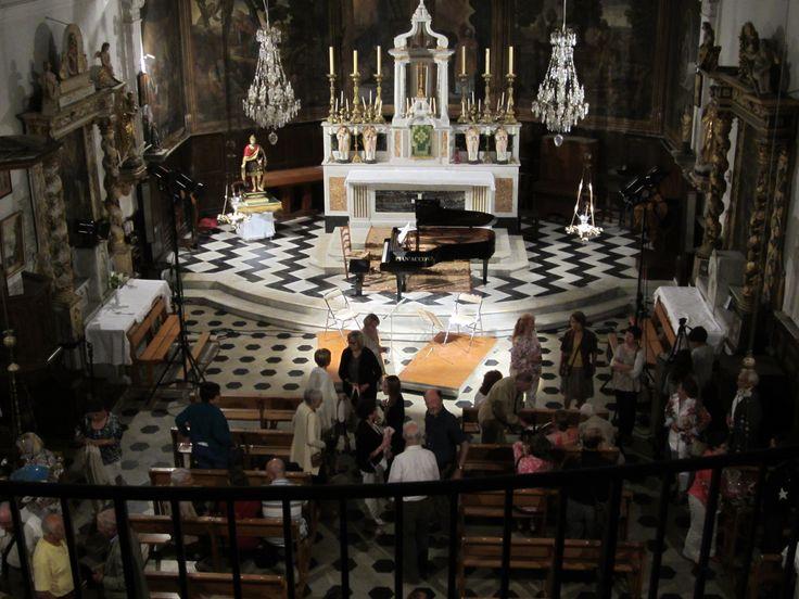 Eglise Saint-Antonin, Bagnols-en-Forêt, Provence-Alpes-Côte d'Azur, France