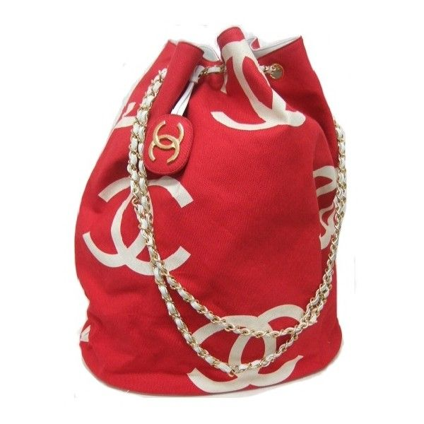 Everyone needs a little nautical with interlocking C's. Love Chanel!