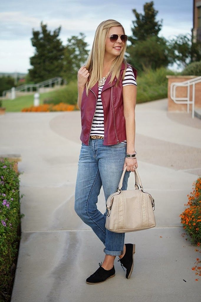 Because Shanna Said So...: Fall Wearings - Weekend Edition
