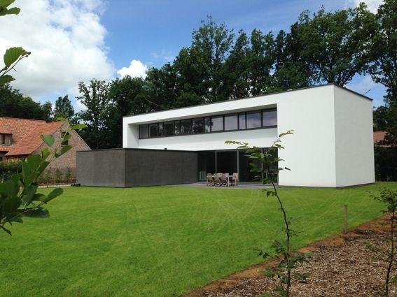 Architectenkantoor: Atelier voor Stedelijke Architectuur Gent multi-professioneel Architectenvennootschap bvba - Woning Coppieters - Van Hese