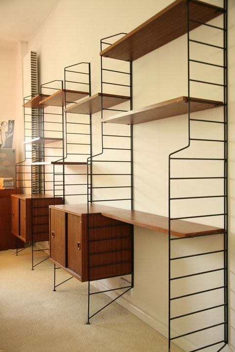 1000 Ideas About Metal Shelving On Pinterest
