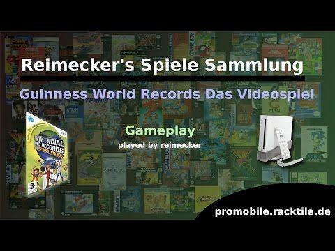 Reimecker's Spiele Sammlung : Guinness World Records Das Videospiel
