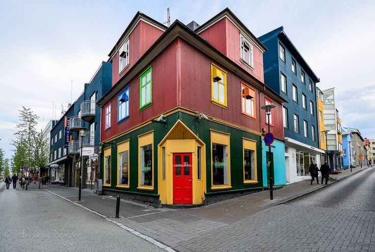 AFAR.com Highlight: Colorful Reykjavik  by Adriana Yampey