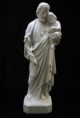 st joseph garden statue - Google Search