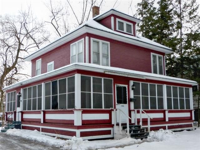Located in a suburban neighborhood less than a quarter of a mile from Old Town High School and walking distance to shopping this 4 bed 1 bath home has had many updates such as wiring natural gas furnace kitchen appliances bathroom etc. Needs some finishing but is well-built with a full basement and sizable back yard. This home still contains original Cyprus woodwork and quarter sawn wood flooring.