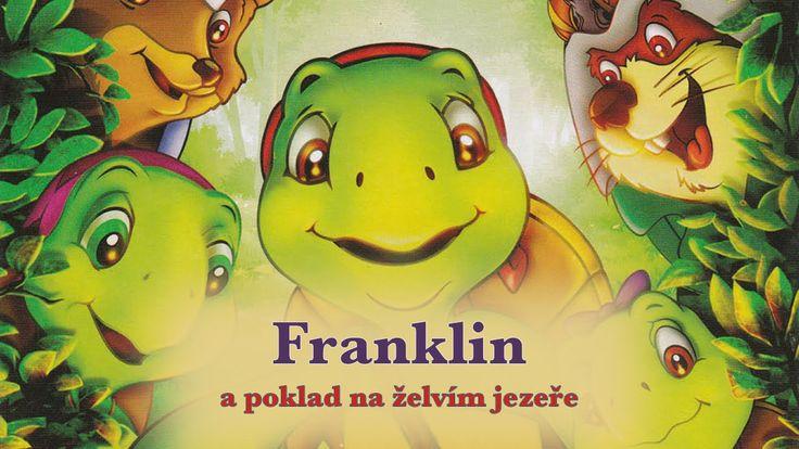 Franklin a poklad na želvím jezeře | český dabing