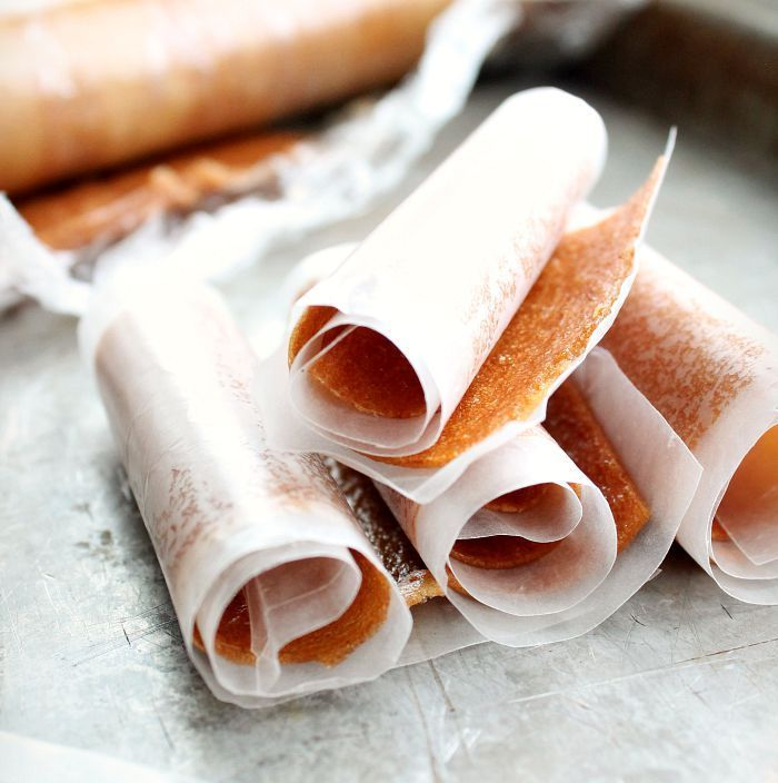This Recipe teaches you How to Make Homemade Fruit Leather in Your Oven. Fruit, Honey, and Lemon Juice are all you need. We love peach, apricot and apple. ~ http://reallifedinner.com