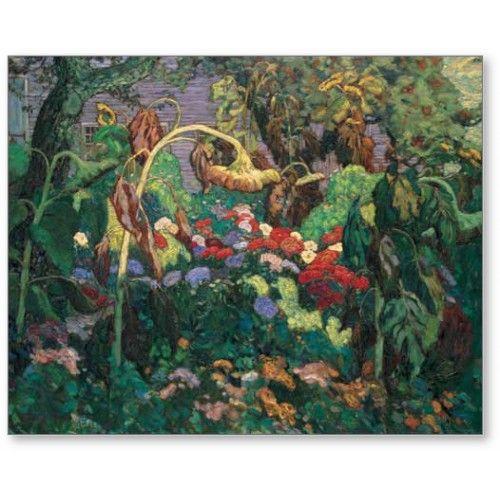 J.E.H. MacDonald, The Tangled Garden, 24 x 36 print