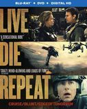 Live Die Repeat: Edge of Tomorrow [2 Discs] [Includes Digital Copy] [UltraViolet] [Blu-ray] [Eng/Fre/Spa] [2014]