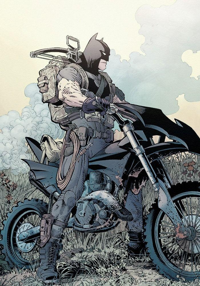 Batman by Greg Capullo