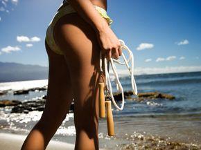 La corde à sauter: maigrir en seulement 10 minutes! | Astuce de fille