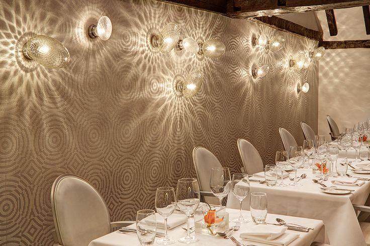 Italian Crystal wall lights