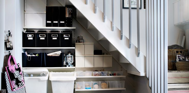 IKEA ALGOT Förvaringskombination