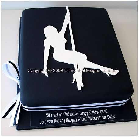 Pole Dancer Cake Design : 17 Best images about Strippers cakes on Pinterest Beer ...