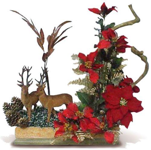 El portal para regalar rosas, arreglos frutales, flores exoticas - PAISAJE NAVIDEÑO
