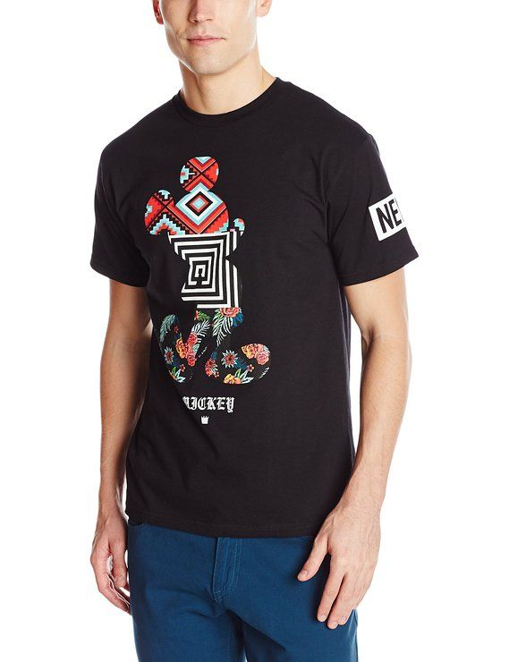 neff Men's Mickey Sway Tee