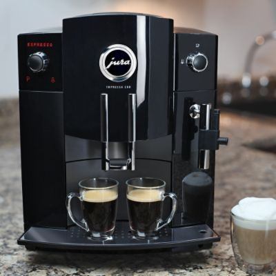 Jura Impressa C60 Automatic Coffee Machine