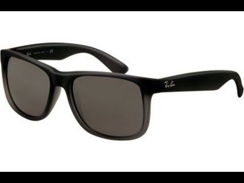 Top Sunglasses   Ray Ban Justin RB4165 Sunglasses Review