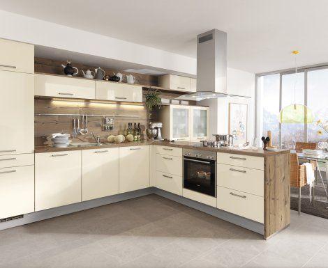 Moderní designová kuchyně Gloriette. Kuchyně a spotřebiče jedné značky - gorenje. #kuchyně #design #interiér #domov #gorenje