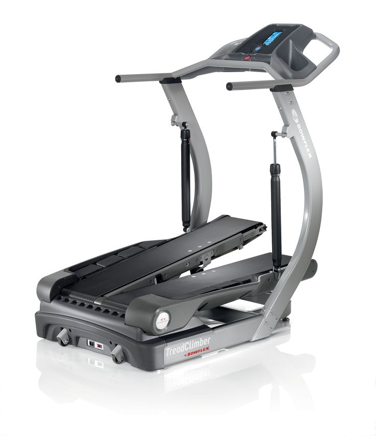 Walk at home with a Bowflex TreadClimber TC20, which combines all the benefits of an elliptical, treadmill & stepper. It's our best cardio machine ever!