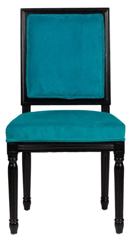 Яркий бирюзовый стул Overture выполнен в так называемом стиле «цветной прованс», который сочетает в себе «прованс» в чистом виде и современный взгляд на создание предметов интерьера. Деревянный каркас из благородных пород дерева и вельветовая обивка придают предмету декора роскошный вид и изысканность. Стулья Overture будет прекрасным украшением вашего дома.             Метки: Кухонные стулья.              Материал: Ткань, Дерево.              Бренд: DG Home.              Стили: Классика и…
