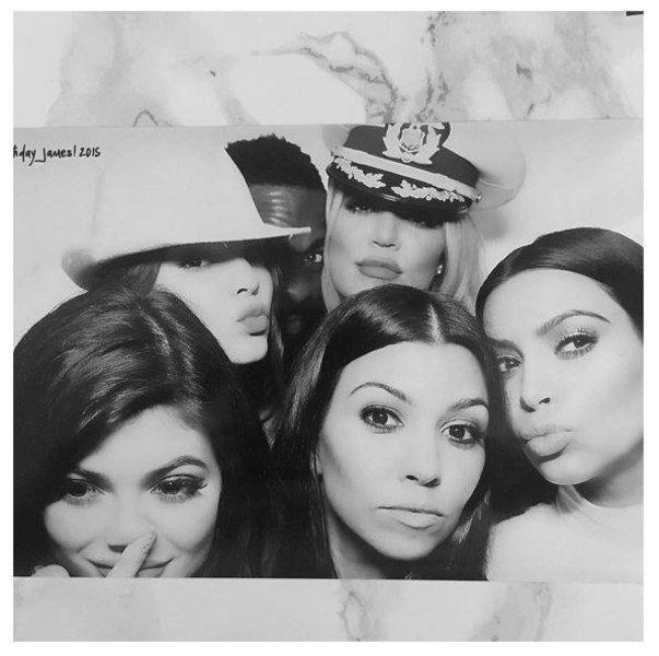 La folle fête d'anniversaire de Khloé Kardashian pour James Harden (Photos)