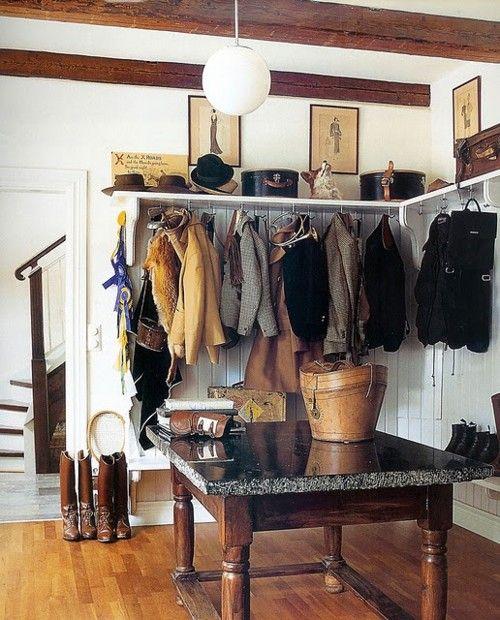 Bootroom.