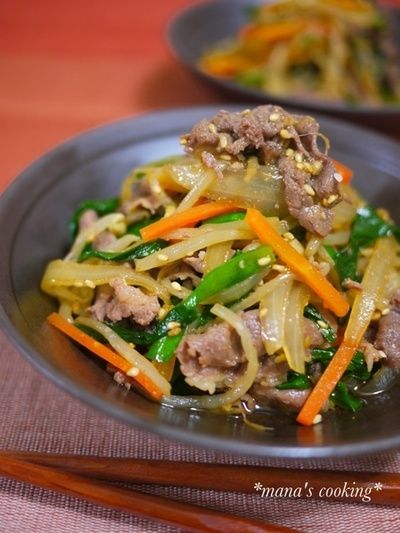 牛肉の野菜たっぷりプルコギ風 by manaさん | レシピブログ - 料理 ...